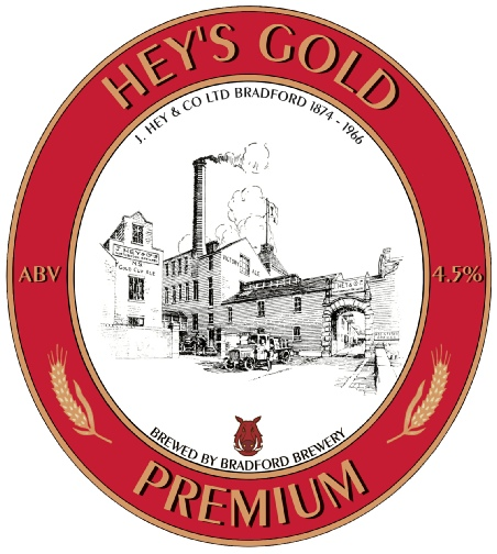 Hey's Gold Premium pump clip design